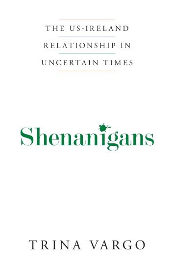 Shenanigans Cover